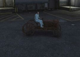 Kifflom Tractor GTAVe