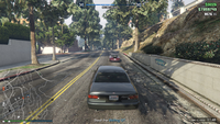 Vehicle Import Mobile GTAO Start West Vinewood