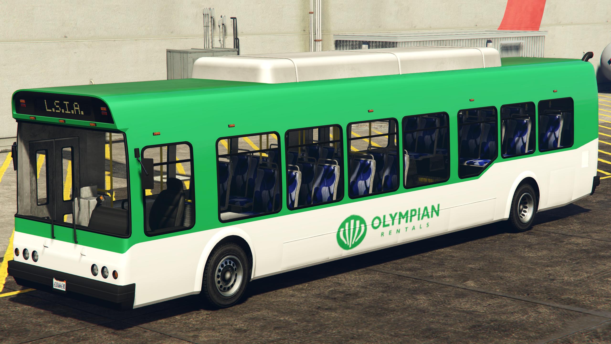 Bus Gta Wiki Fandom