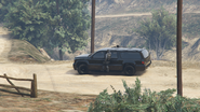 Chopper Tail-GTAO-Police Chase Team