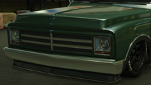 Yosemite-GTAO-SmoothBumper&Spoiler