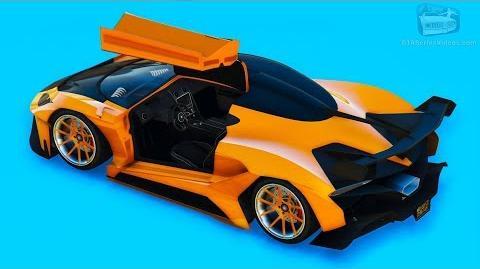 GTA Online SA Super Sport Series - Overflod Tyrant