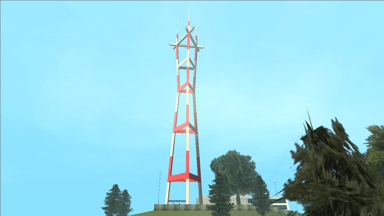 Missionary Hill Radio Tower | GTA Wiki | FANDOM powered by Wikia