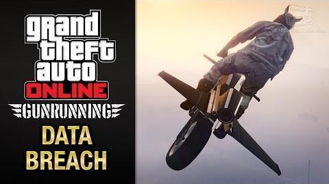 GTA Online Gunrunning - Mobile Operation -7 - Oppressor (Data Breach)