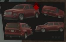 Unnamed SUV-GTAV-HHR Poster