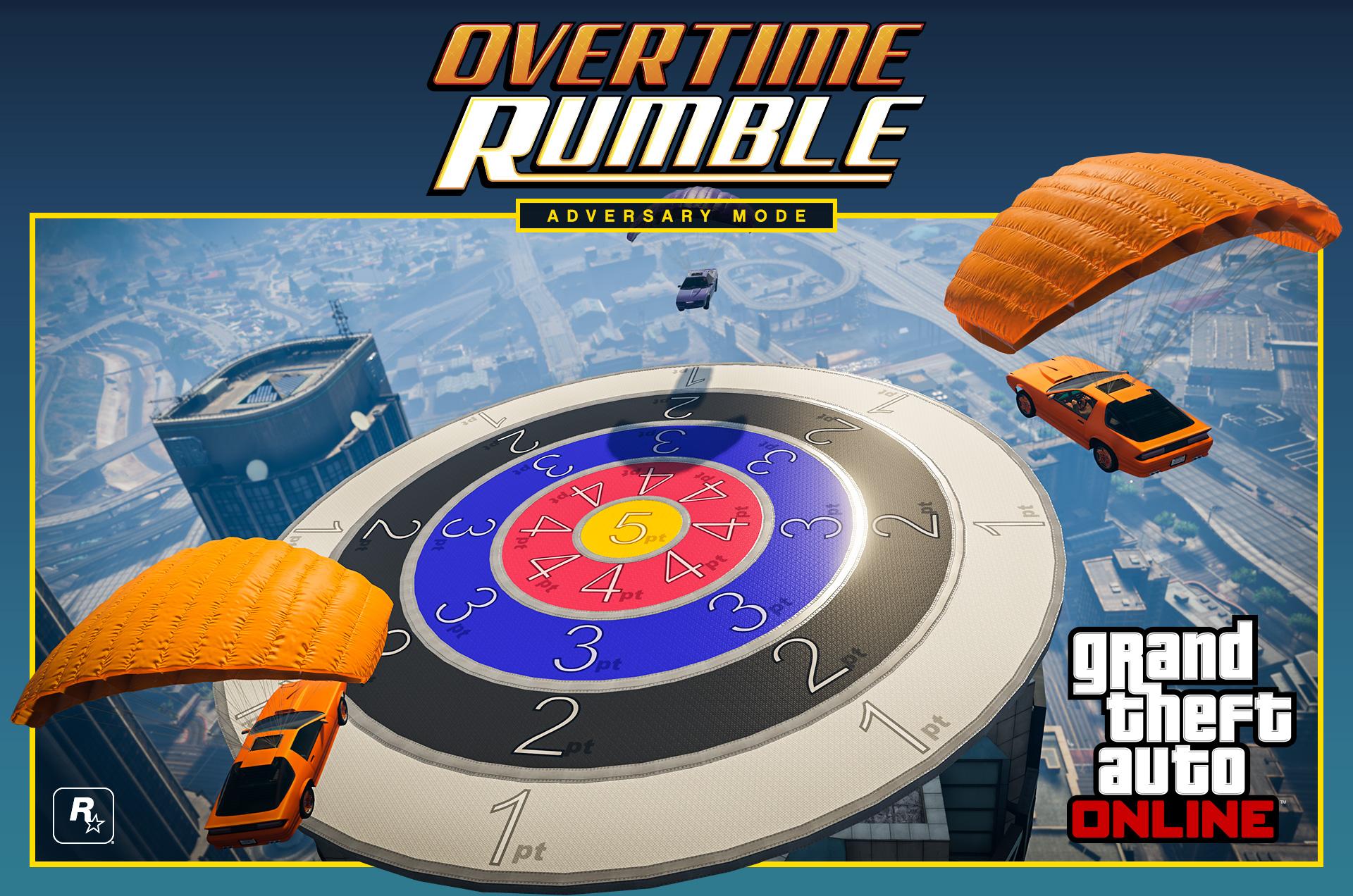 Overtime Rumble | GTA Wiki | FANDOM powered by Wikia