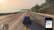 Vehicle Import Race Bet GTAO Message