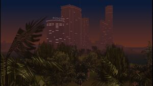 Downtown-GTAVCS-Night