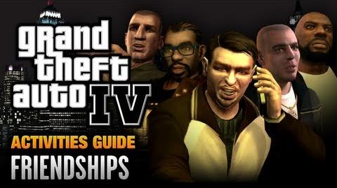 GTA 4 - Friendships Guide Liberty City (5) Achievement Trophy (1080p)