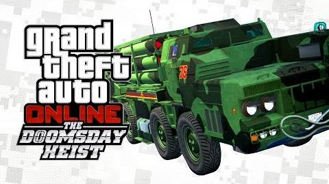 GTA Online - Chernobog -The Doomsday Heist-