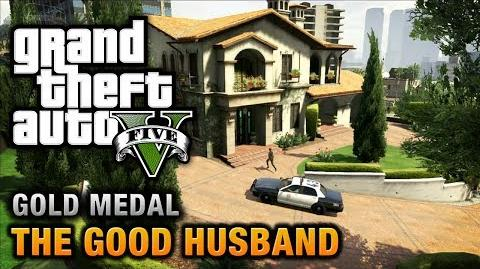 GTA 5 - Mission 10 - The Good Husband Optional Mission