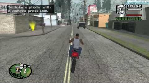 GTA San Andreas - Walkthrough - Mission 28 - Badlands (HD)