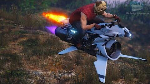 GTA Online After Hours - Pegassi Oppressor MKII