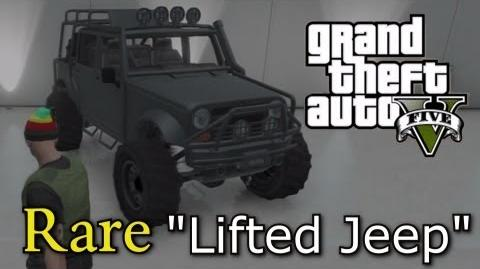 *GTA Online* How to Get The MerryWeather Jeep (GTA Online)(Tutorial)