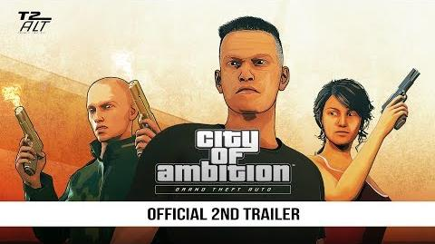 City Of Ambition Official 2nd Trailer