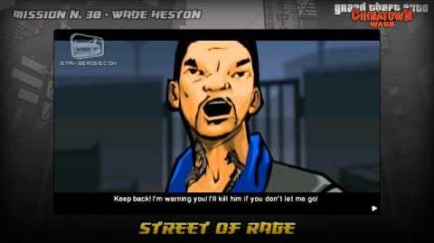 GTA Chinatown Wars - Walkthrough - Mission 30 - Street of Rage