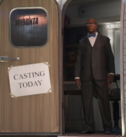 Director Mode Actors GTAVpc Special Jerome