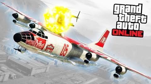 GTA Online - RM-10 Bombushka -Smuggler's Run Update-