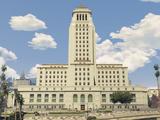 Los Santos City Hall (HD Universe)