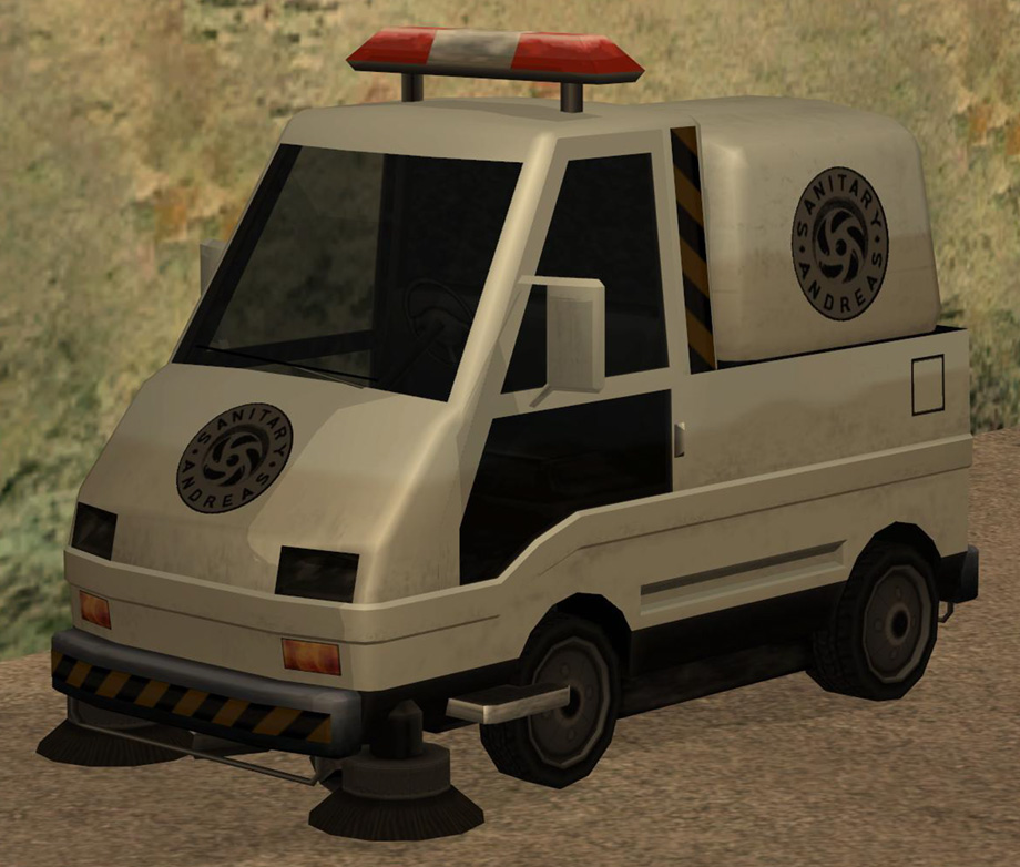 Sweeper Gta Wiki Fandom Powered By Wikia