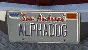 CustomLicense-GTAV-ALPHADOG