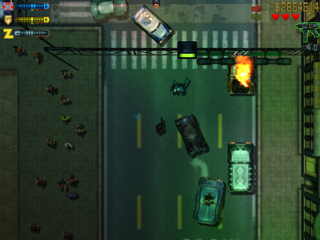 grand theft auto iii play online