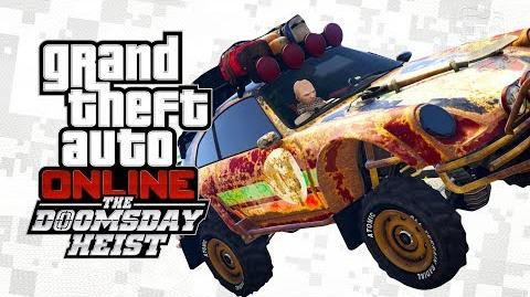 GTA Online - Pfister Comet Safari -The Doomsday Heist-