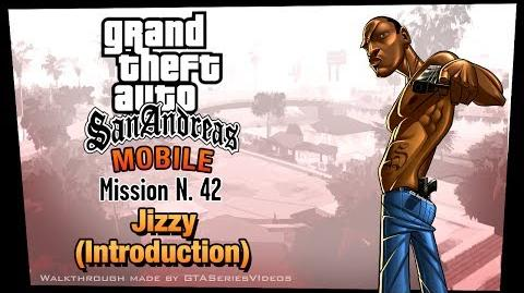 GTA San Andreas - iPad Walkthrough - Mission 42 - Jizzy Introduction (HD)