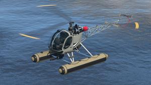 SeaSparrow-GTAO-Sample
