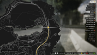 Vehicle Export Private GTAO H J Silos Map
