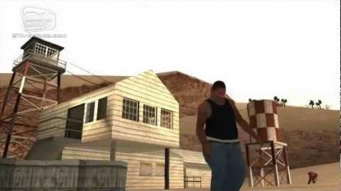 GTA San Andreas - Walkthrough - Mission 73 - Green Goo Alternative Cutscene (HD)