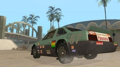 GTA San Andreas How to get the Hotring Racer ( 2 methods) Watch in HD!