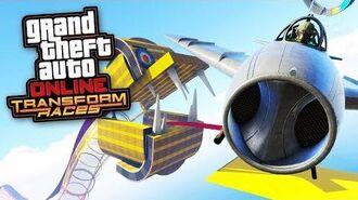 GTA Online Transform Races Gameplay