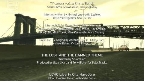 GTA The Lost and Damned - End Credits (1080p)