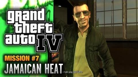 GTA 4 - Mission 7 - Jamaican Heat (1080p)