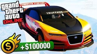 GTA Online Premium Race - Lift Off