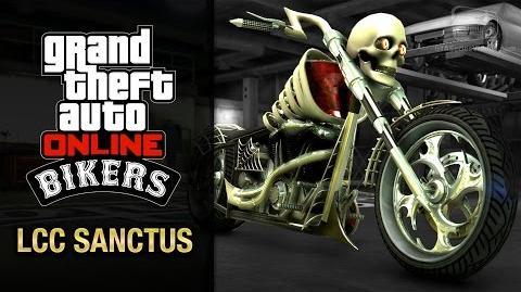 GTA Online Biker Update - LCC Sanctus + Halloween Surprise DLC Contents