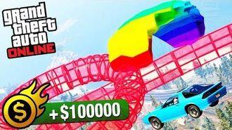 GTA Online Premium Race - Target