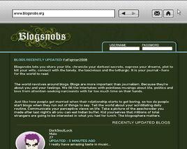Blogsnobs