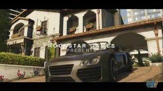 Grand Theft Auto V - Trailer 2-0