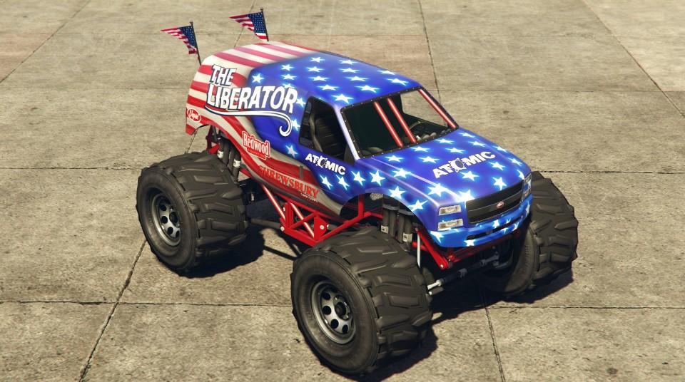 Liberator | GTA Wiki | FANDOM powered by Wikia