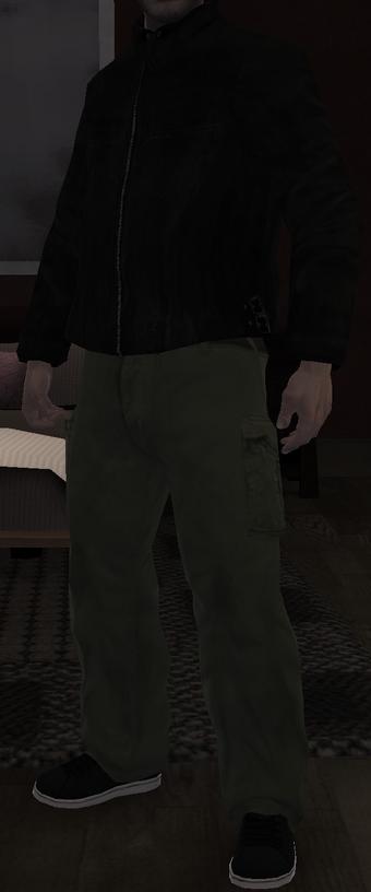 Claude S Outfit Gta Wiki Fandom