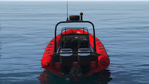 Dinghy-GTAV-Rear