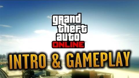 GTA Online - Intro, Creation System & Tutorial