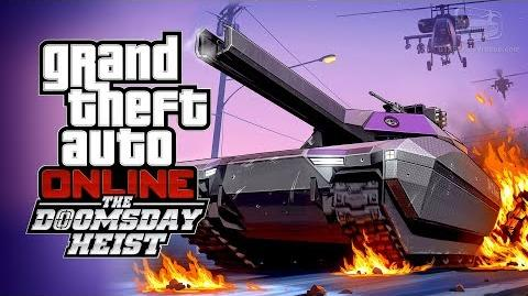 GTA Online The Doomsday Heist - All DLC Content