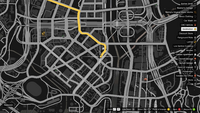 Vehicle Import Tail GTAO Start Rancho Map