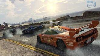 GTA Online Premium Race - Business Trip