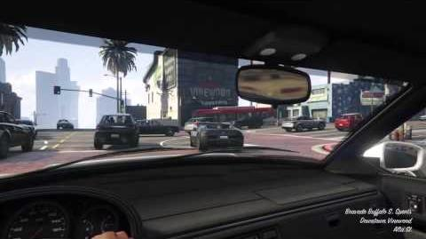 SwitchScenes GTAVe Franklin Traffic Vinewood Adder