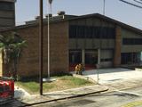 Davis Fire Station