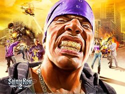 Smashbro8 Saints Row 2 Wallpaper